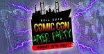 Hull Comic Con After Show Party