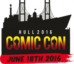 Announcing Hull Comic Con 2016!
