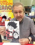 Nigel Parkinson: Official Beano Artist