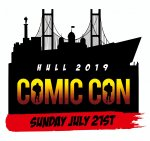 Hull Comic Con 2019 Entry Ticket