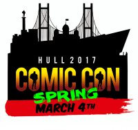 Hull Comic Con Spring 2017 Tickets & Pay on the Door