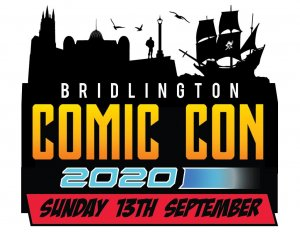Bridlington Comic Con 2021 (Sunday 12th September)