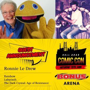 Hull Guest Announcement: Ronnie Le Drew & Zippy
